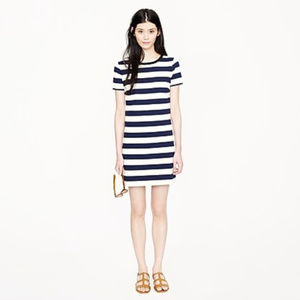 J CREW RUGBY STRIPED DRESS ~ S ~ SPRING / SUMMER!!